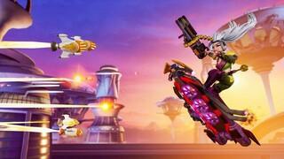 Один из создателей Rocket Arena объяснил, почему игра имеет вид от третьего лица