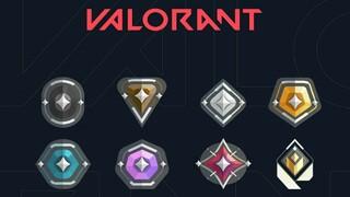 В Valorant включили рейтинговый режим
