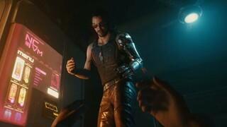 Cyberpunk 2077  Сюжетный трейлер, геймплей и аниме