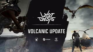 Вулканический биом появился в Last Oasis с последний крупным апдейтом