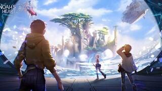 Состоялся анонс мобильной MMORPG Noahs Heart от создателей Dragon Raja