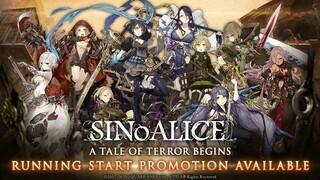 Состоялся глобальный релиз мобильной игры SINoALICE от геймдизайнера Nier Automata