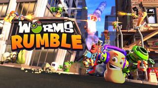 Состоялся анонс Worms Rumble с боями в реальном времени