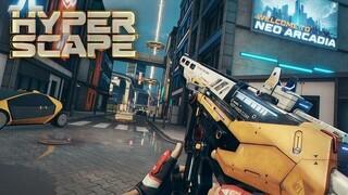 Геймплей и подробности футуристической Королевской битвы Hyper Scape