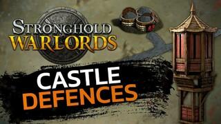 В новом ролике Stronghold Warlords показали кастомизируемые сооружения для защиты замка
