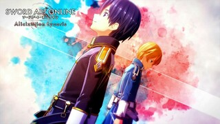 Опубликован опенинг Sword Art Online Alicization Lycoris