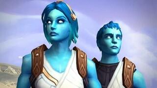 В World of Warcraft появится первый персонаж транссексуал