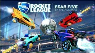 Rocket League 75 миллионов игроков, миллиарды матчей и другая статистика от разработчиков