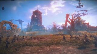 Опубликован новый геймплейный трейлер Elyon с демонстрацией возможностей игры