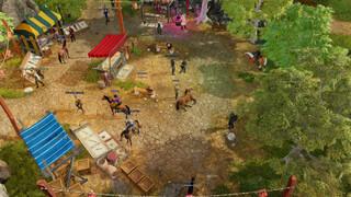 Состоялся релиз MMORPG Legends of Aria