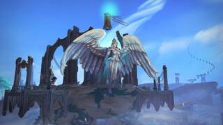 Открыть перемещение по воздуху в WoW Shadowlands будет намного проще, чем в предыдущих дополнениях