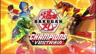 Аниме-сериал Бакуган получит продолжение в виде игры Bakugan Champions of Vestroia