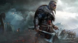Первый геймплей Assassins Creed Valhalla