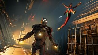 Бета-тестирование Marvels Avengers начнется в августе