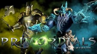 Primordials of Amyrion старт раннего доступа MOBA с боями 1х1 запланирован на октябрь