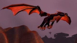 Фанат WoW Classic четыре месяца терроризирует Штормград драконом и игроки ничего не могут ему сделать