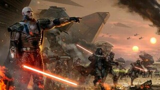 MMORPG Star Wars The Old Republic вышла в Steam