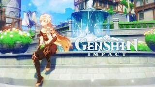 Релиз Genshin Impact состоится не позже октября