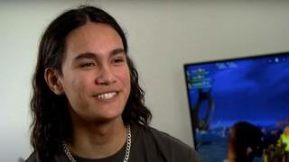 Подросток бросил школу ради Fortnite и теперь зарабатывает больше, чем отец