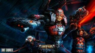 Гибрид MMORPG и MOBA под названием Champions of Titan закрывается