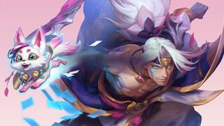 Праздник цветения в Legends of Runeterra  в игру добавили боевой пропуск, новую лабораторию и другое