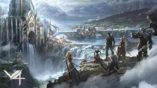 Стрим V4  Изучаем глобальную версию MMORPG на русском языке