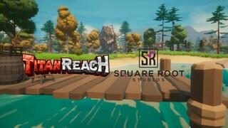 TitanReach  новая инди MMORPG в разработке, вдохновлённая RuneScape