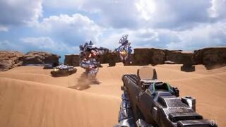 EXOMECHA с режимом Королевская битва выйдет в 2021 году на PC, Xbox One и Xbox Series X