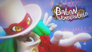 Создатель игр по Сонику работает над 3D-платформером Balan Wonderworld