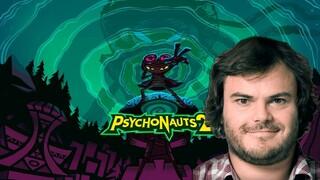 Опубликован трейлер Psychonauts 2 с Джеком Блэком