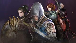 Геймплейные ролики с ЗБТ корейской версии MMORPG Elyon