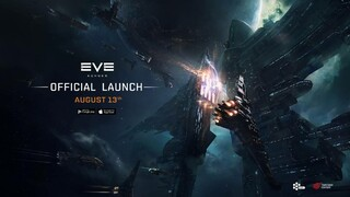 Мобильная MMORPG EVE Echoes получила точную дату релиза