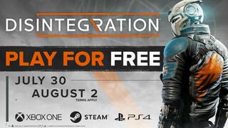 Мультиплеер в Disintegration будет временно бесплатным