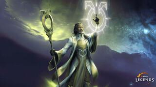 Геймплей нового класса Sanctifier в Magic Legends