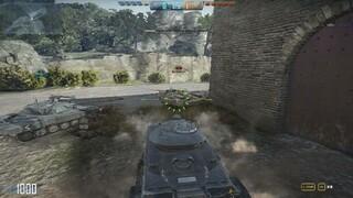 В бета-версию CrossFire HD добавили режимы с танками и зомби