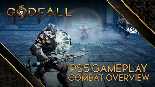 9 минут геймплея Godfall на PS5