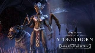 Геймплейный трейлер дополнения Камни и шипы для MMORPG The Elder Scrolls Online