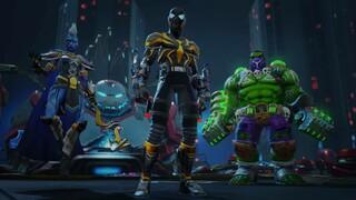 Опубликован первый геймплейный трейлер Marvel Realm of Champions
