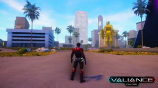 Стартовал открытый временный тест супергеройской MMORPG Valiance Online