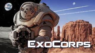 Научно-фантастический шутер ExoCorps выйдет в сентябре