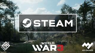World War 3 удаляют из Steam, чтобы сосредоточиться на разработке