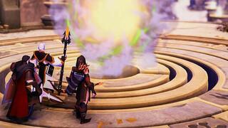 Albion Online масштабное обновление Рассвет Авалона уже в игре