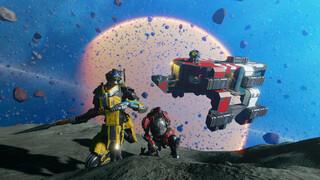 Разработчики Starbase продемонстрировали PvP в открытом космосе на самодельных кораблях