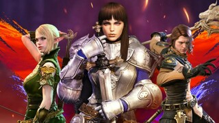 Закрытое бета-тестирование Bless Unleashed на PS4 пройдет в августе