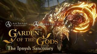 Для ArcheAge Unchained вышло обновление Ipnysh Sanctuary с новым подземельем