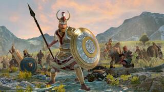 Total War Saga TROY успели забрать бесплатно 7,5 млн человек