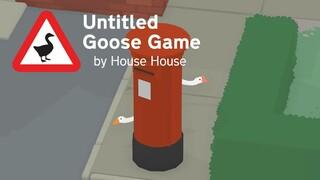 Проказничать в Untitled Goose Game можно будет вместе с друзьями
