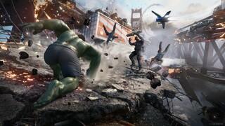 Началось открытое бета-тестирование Marvels Avengers на всех платформах