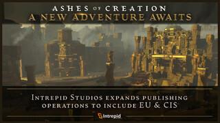 MY.GAMES больше не является издателем Ashes of Creation