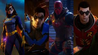 Состоялся анонс Gotham Knights  новой игры от авторов Batman Arkham